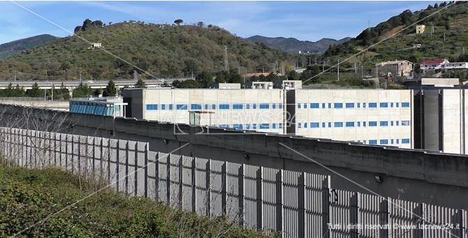 Il carcere di Catanzaro