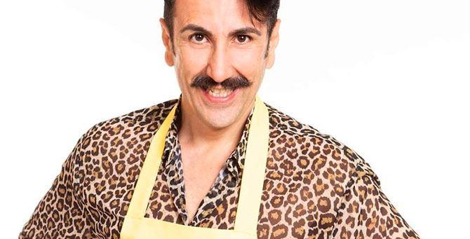 Fedele Battipede sarà uno dei protagonisti di Bake Off Italia
