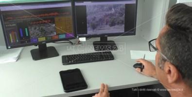 """Ambiente Calabria, ecco l'app """"anti-incendi"""": la nuova arma contro i piromani"""