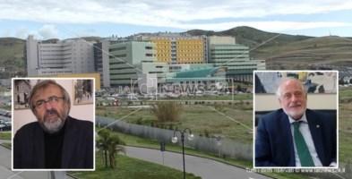 Coronavirus Catanzaro, 30 nuovi posti letto al Pugliese: trasferito il reparto Geriatria