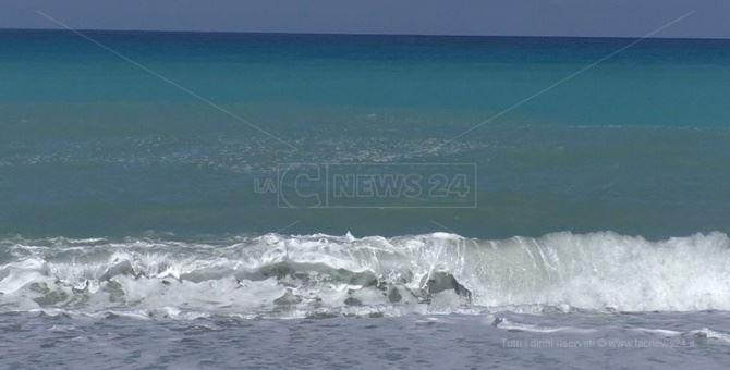 Mare sporco in Calabria
