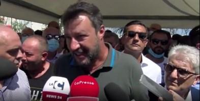 """Salvini """"smentisce"""" la Santelli: «Discoteche? Più sicuro tenerle aperte»"""