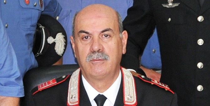 Il luogotenente Paolo Campo