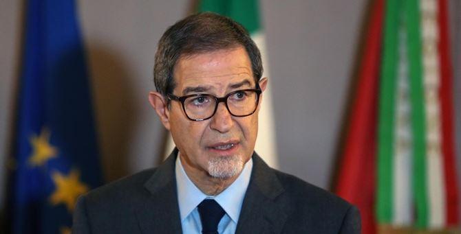 Il governatore della Regione Sicilia