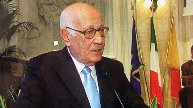 Nino Calarco (foto Gazzetta del Sud)