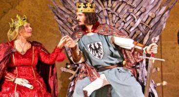 Lamezia, la magia del Medioevo arriva tra i ruderi dell'Abbazia benedettina