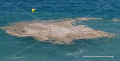 Mare sporco lungo il Tirreno cosentino, i Verdi presentano un esposto