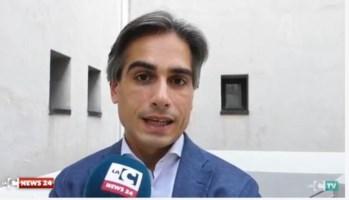 Il sindaco metropolitano Giuseppe Falcomatà