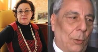 Maria Carmela Longo e Paolo Romeo