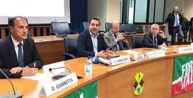 Da sinistra, Domenico Giannetta e Francesco Cannizzaro