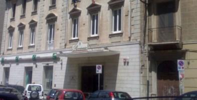 La sede della Provincia di Crotone