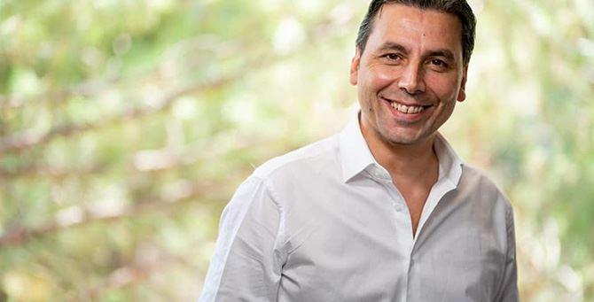 Giancarlo Lamensa, candidato sindaco del centro destra a Castrovillari