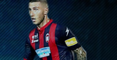 Luca Marrone (foto dal sito www.fccrotone.it)