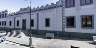 Il municipio di Oppido Mamertina