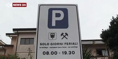 Area parcheggi a Vibo