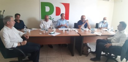 Il Pd convoca i sindacati: «Salviamo la Calabria con i fondi europei e non solo»