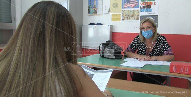 Primo giorno di scuola al liceo Capialbi di Vibo
