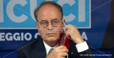 L'ex candidato a sindaco Antonino Minicuci