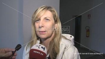 Il commissario Giuseppina Panizzoli