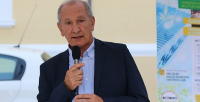 Giuseppe Campanella, chi è il candidato a sindaco alle elezioni di Castrovillari