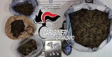 Catanzaro, spaccio di coca e marijuana: i carabinieri arrestano un 40enne