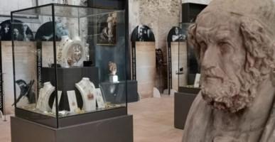 Grande successo per la mostra di Affidato all'Odissea Museum di Tropea