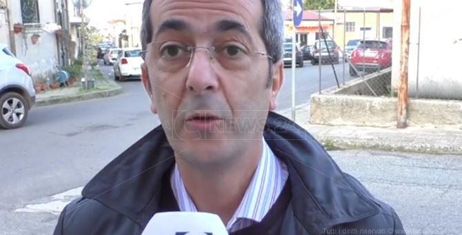 Il candidato a sindaco di Taurianova Fabio Scionti