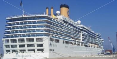 La nave da crociera Costa Deliziosa