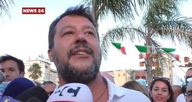 Matteo Salvini - foto di repertorio