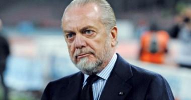 Aurelio De Laurentiis, presidente del Napoli (foto da fb)