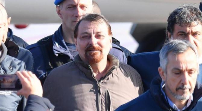 Cesare Battisti, foto ansa