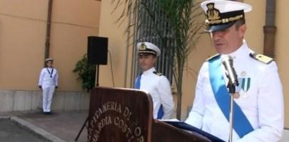 Capitaneria di porto Vibo Marina, s'insedia il nuovo comandante Pignatale