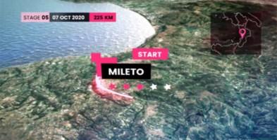 Giro d'Italia, Catanzaro si prepara al passaggio dei ciclisti: ecco il percorso