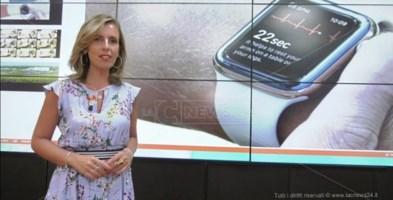 """Smartwatch """"salvacuore"""", oggi a LaC Salute la nuova sperimentazione del Policlinico di Catanzaro"""