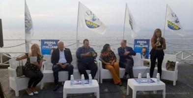 Durigon e la Lega esaltano Minicuci: «La scelta migliore per Reggio Calabria»