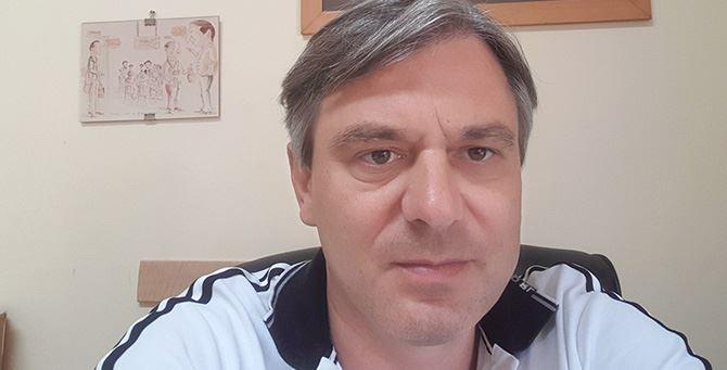 Giovanni Fiorentino, segretario generale del Sab
