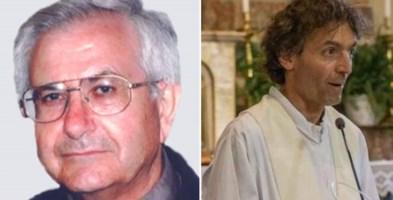 Don Lazzaro Longobardi e don Roberto Malgesini