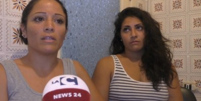 Sabrina e Lian Segura, cognate di Nadia Obando