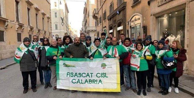 Lavoro, anche il sindacato Fisascat Cisl domani in piazza. Lo Papa: «Vogliamo fatti»