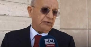 L'ex sindaco di Siderno Pietro Fuda
