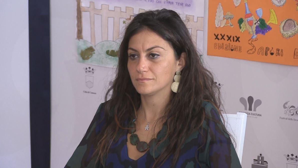 la sindaco Rosaria Succurro