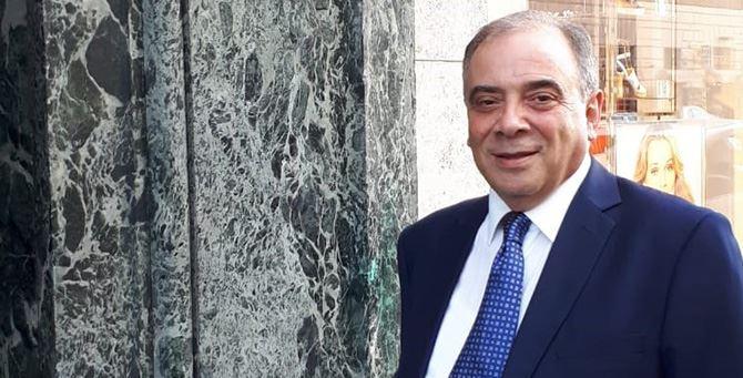 Antonio Gaetani, vice presidente del consiglio nazionale di giustizia tributaria