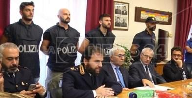 Omicidio Tersigni a Crotone, gli atti passano all'antimafia di Catanzaro