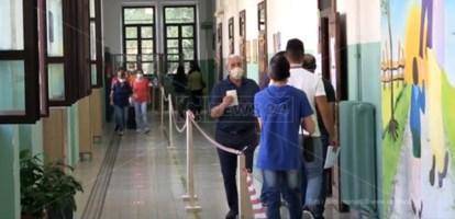 Referendum ed elezioni comunali in Calabria: alle 15 affluenza al 45,18% e 62,03%