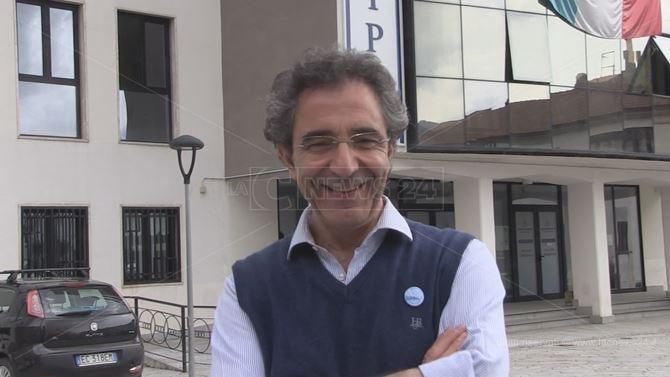 Il candidato Antonio Barile verso il ballottaggio