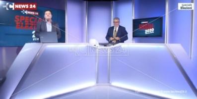 Speciale elezioni Calabria 2020: segui tutti i risultati in diretta nella maratona di LaC Tv