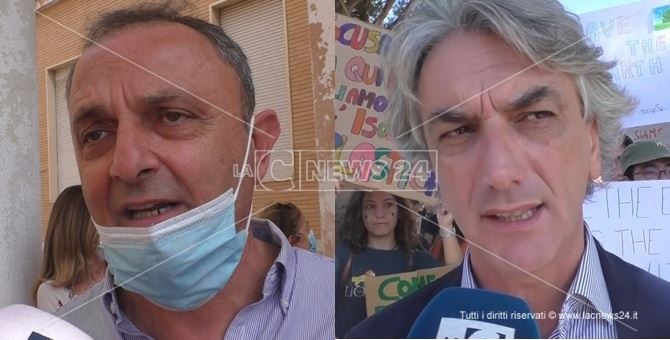 Ermanno Cennamo e Giuseppe Aieta