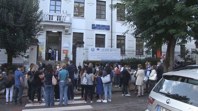 A Cosenza scuole regolarmente aperte - foto d'archivio