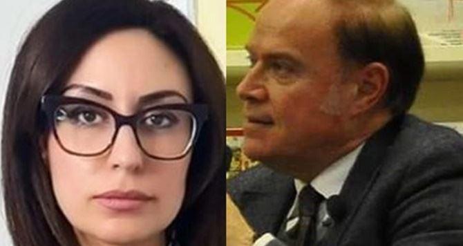 Maria Tassone e Marco Petrini