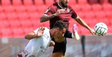Serie B, alla Reggina non basta una magia di Menez: a Salerno finisce 1-1